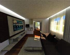 davirenderz tarafından Living room interior design için no 10