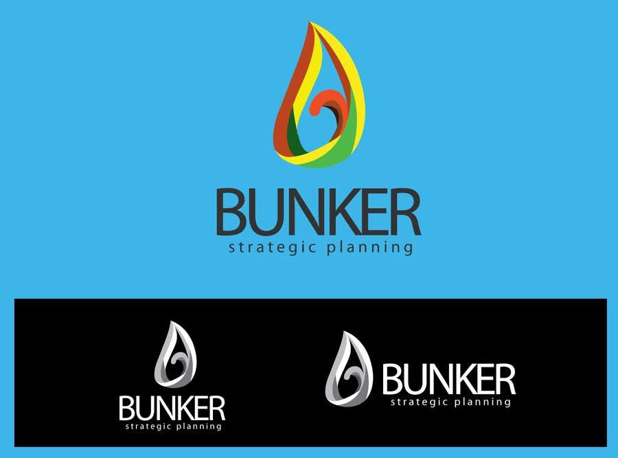 Penyertaan Peraduan #21 untuk Design a Logo for BUNKER