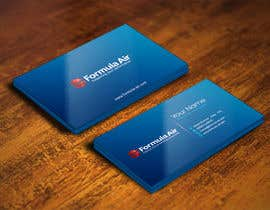 #6 for Formula Air businesscards! af IllusionG