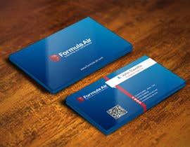 #7 for Formula Air businesscards! af IllusionG