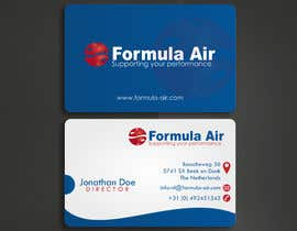 nº 19 pour Formula Air businesscards! par anibaf11