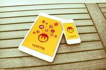 Graphic Design Konkurrenceindlæg #29 for Logo and SplashScreen design for APP WOMS