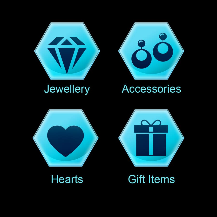 Contest Entry #                                        28                                      for                                         Design some Icons for Wholesale Crystal Website