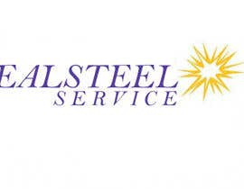 #7 para Design a Logo for iDealSteel Services por Awais5864