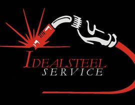 #21 para Design a Logo for iDealSteel Services por Awais5864