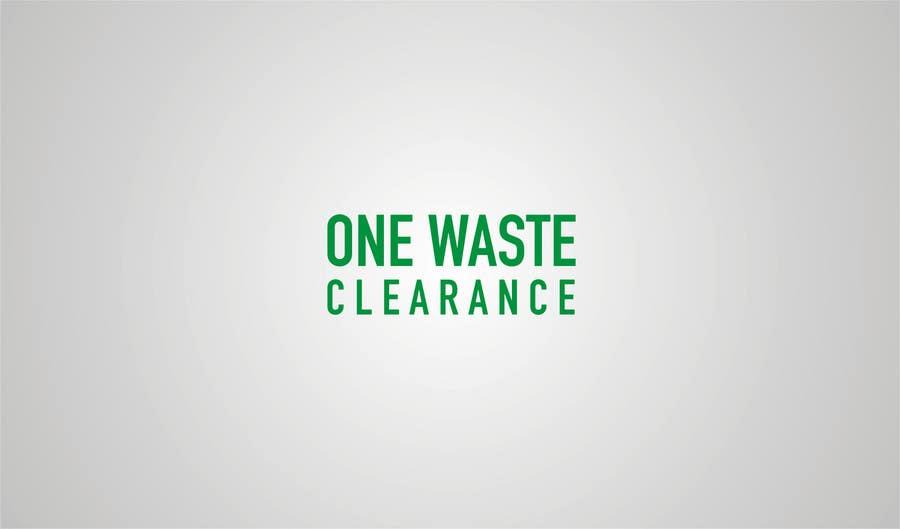 Inscrição nº 37 do Concurso para Design a Logo for a construction and waste clearance company