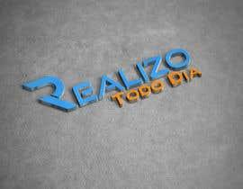 Termoboss tarafından Projetar um Logo for Realizo todo dia için no 20