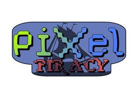 #18 for Logo for the game: Pixel Piracy af adikaeka