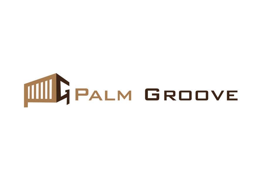 Konkurrenceindlæg #                                        95                                      for                                         Design a Logo for Palm Groove