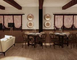 trihapsarisanti tarafından Guesthouse design- dining room and 1 room with bath - 02/06/2021 13:55 EDT için no 56