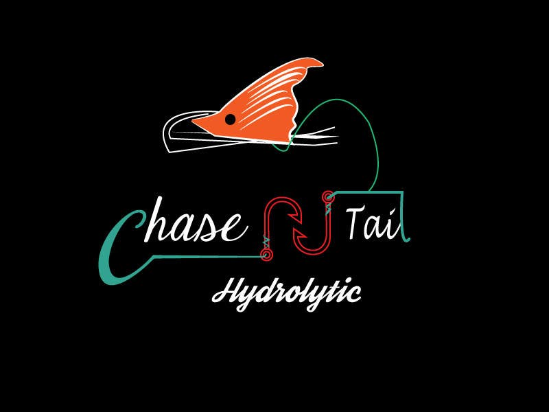 Konkurrenceindlæg #10 for Tshirt for a fishing company, Chase-N-tail