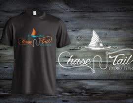 #15 for Tshirt for a fishing company, Chase-N-tail by dsgrapiko