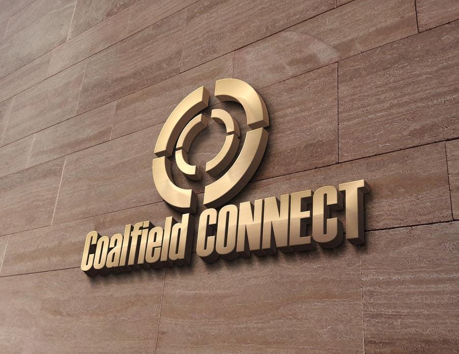 Penyertaan Peraduan #89 untuk Design a Logo for Coalfield Connect