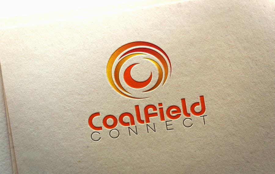 Penyertaan Peraduan #81 untuk Design a Logo for Coalfield Connect