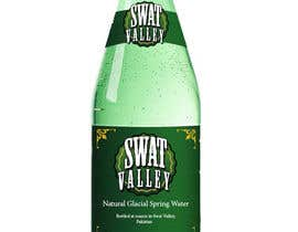 #5 for Swat Valley Natural Spring Water Brand & Bottle by silentblack8