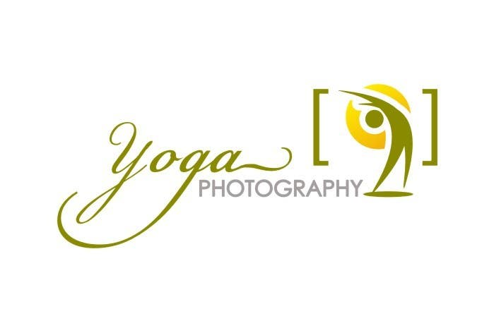 Kilpailutyö #157 kilpailussa Design a Logo for Yoga Photography