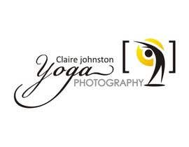 #183 for Design a Logo for Yoga Photography by ramapea