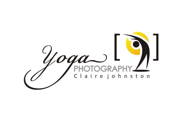 Kilpailutyö #187 kilpailussa Design a Logo for Yoga Photography