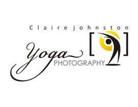 #188 for Design a Logo for Yoga Photography by ramapea
