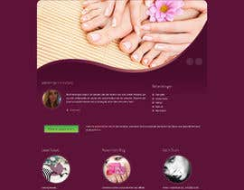 #2 for Nailstudio wordpress design by writersquality