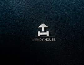 #135 for Design logo for website www.trendy.house af haarikaran