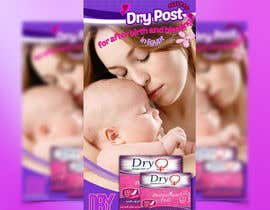 moiraleigh19 tarafından design flyer to afterbirth pads(female pads) için no 35