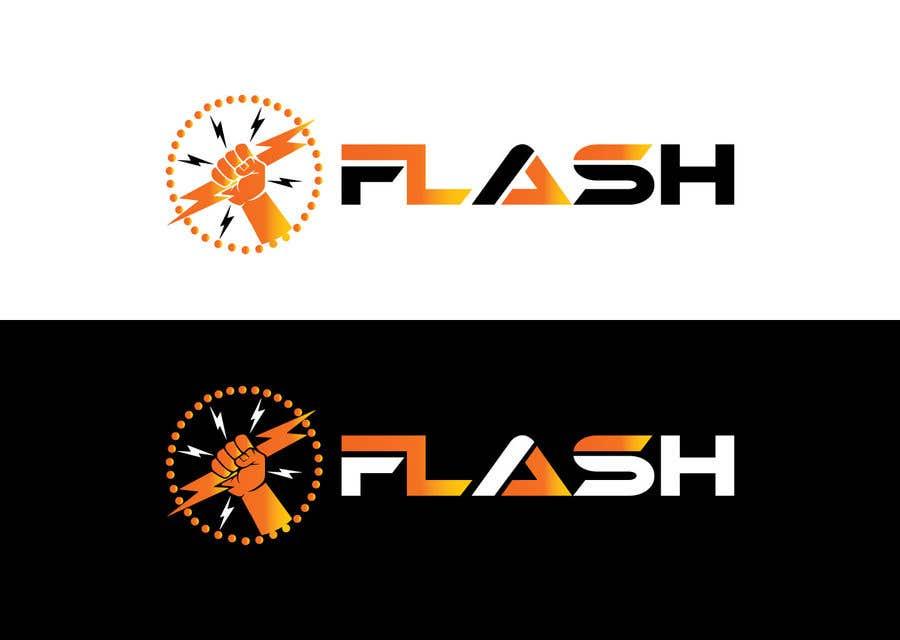 Bài tham dự cuộc thi #                                        119                                      cho                                         Design a logo for FLASH (Crypto) [FAST TURNAROUND][BEST ENTRY WINS][QUICK RATING]