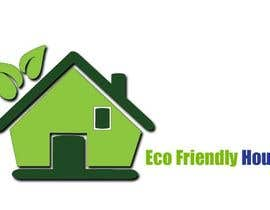 #37 cho Eco Friendly House Logo Design bởi softdesignview