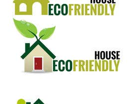 #44 para Eco Friendly House Logo Design por farmanahmed2007