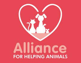 "#50 cho Design a Logo for ""Alliance for Helping Animals"" bởi Leugim83"