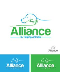 "#63 untuk Design a Logo for ""Alliance for Helping Animals"" oleh sheraz00099"