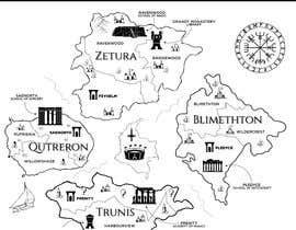 nº 11 pour Fantasy Map and School Emblems par KenanTrivedi