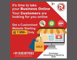 #26 for Need Banner for my Website Designing Service af Shubash1994