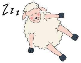 Nro 86 kilpailuun Draw a simple sheep charactor käyttäjältä ansercreation