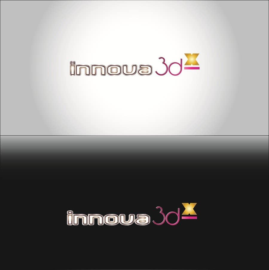 Bài tham dự cuộc thi #                                        96                                      cho                                         Innova 3DX