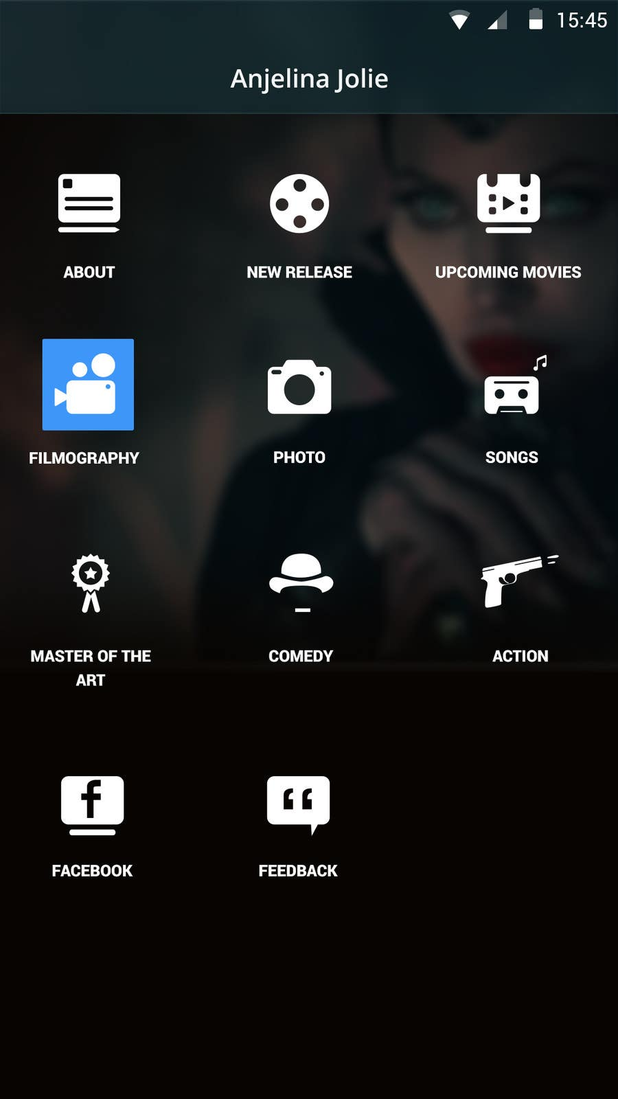 Konkurrenceindlæg #                                        14                                      for                                         Improve an App Home Screen Mockup