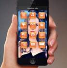 Graphic Design Konkurrenceindlæg #8 for Improve an App Home Screen Mockup
