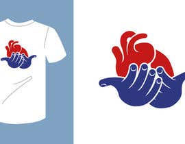 #18 untuk Design a T-Shirt for organ donation oleh Kartunka