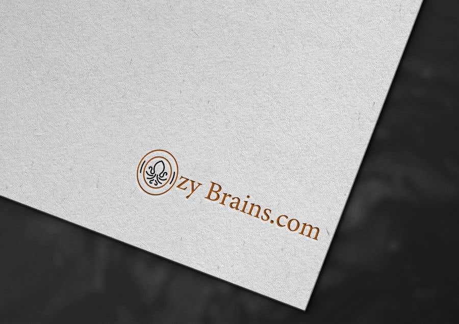 Contest Entry #                                        196                                      for                                         Logo creation of OzyBrains.com