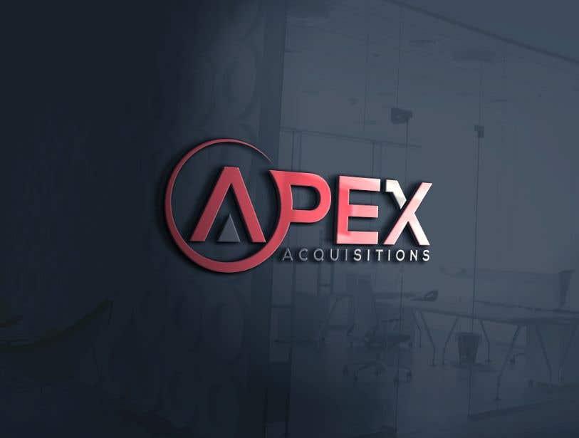 Konkurrenceindlæg #                                        203                                      for                                         Logo Design for Apex