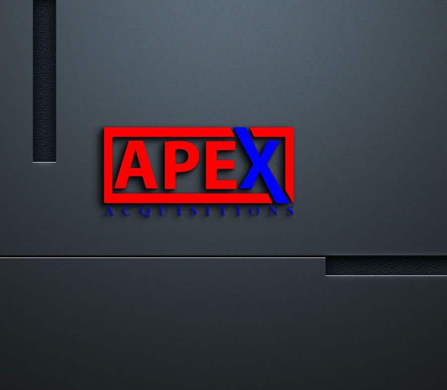 Konkurrenceindlæg #                                        580                                      for                                         Logo Design for Apex