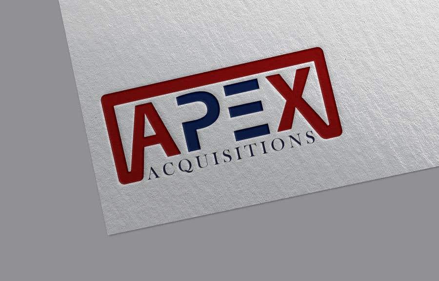Konkurrenceindlæg #                                        753                                      for                                         Logo Design for Apex