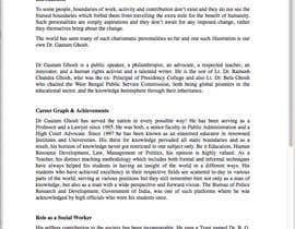 nº 45 pour Content Writing For CBSE SCHOOL website par Bhartifreelancer