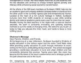 nº 19 pour Content Writing For CBSE SCHOOL website par josephkirkmaling