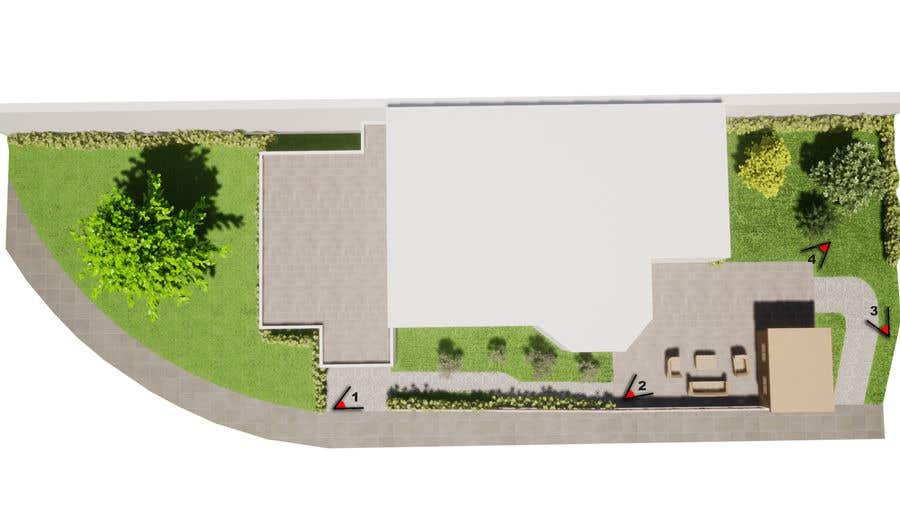 Konkurrenceindlæg #                                        12                                      for                                         Design of a small garden.