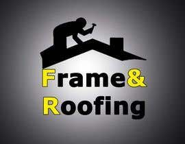 #41 for Design a Logo for Frame&Roofing af mahmoudadelegy