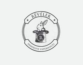 #1844 para Logo Designed for Révéler Immersive Experiences de ericsatya233