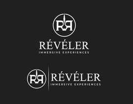 #1145 dla Logo Designed for Révéler Immersive Experiences przez skydiver0311