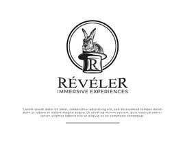 #1823 pentru Logo Designed for Révéler Immersive Experiences de către GutsTech