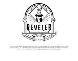 #1946 for Logo Designed for Révéler Immersive Experiences by GutsTech